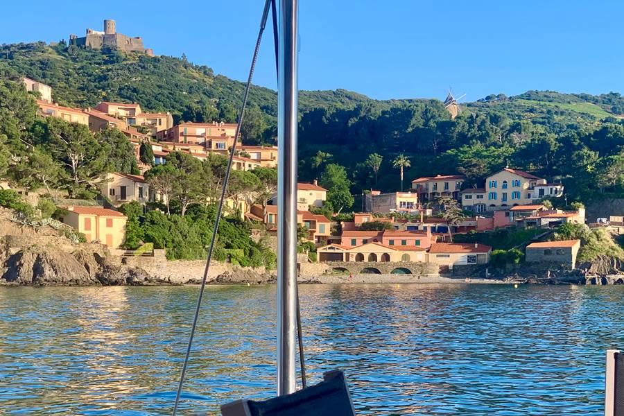 Catamaran Rina Collioure