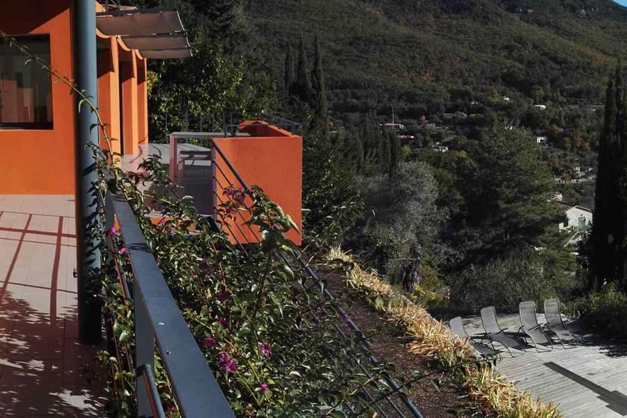 Villa Bigarade - Vue Vallée