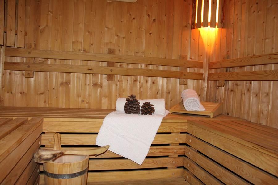 le sauna finlandais a vapeur sèche ou humide