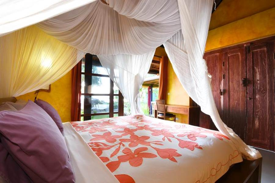 Villa Hotu chambre double