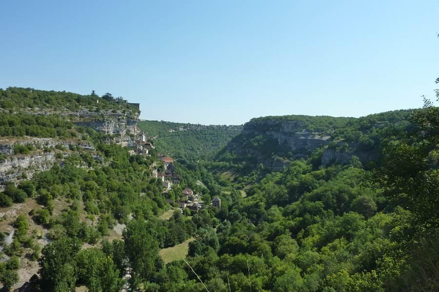 Rocamadour -Canyon de l_Alzou © Lot Tourisme - E
