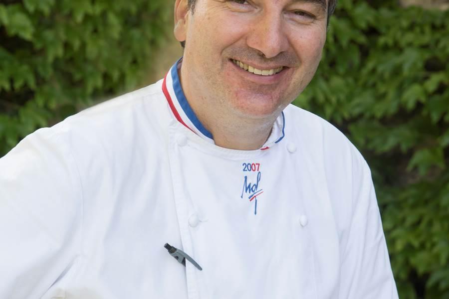 Vincent Arnould, Chef de Cuisine