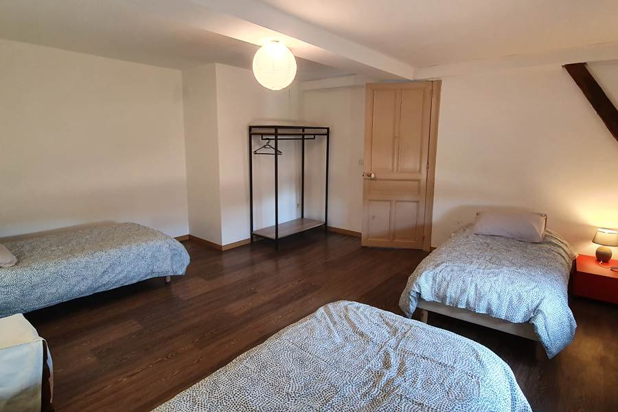 Chambre 3 - Etage