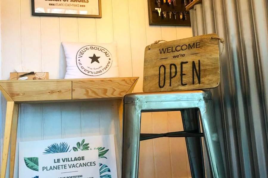 ouverture du Village Planète Vacances - Vieux Boucau - Landes