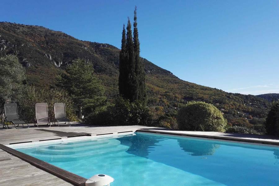 Villa Bigarade - Piscine