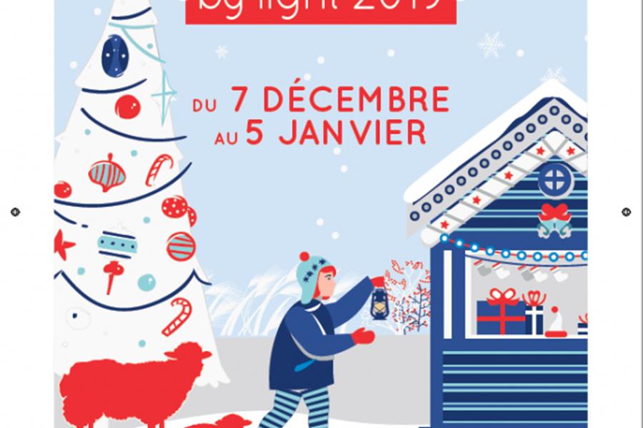 Noël Guerande chambre d'hôte La Baule