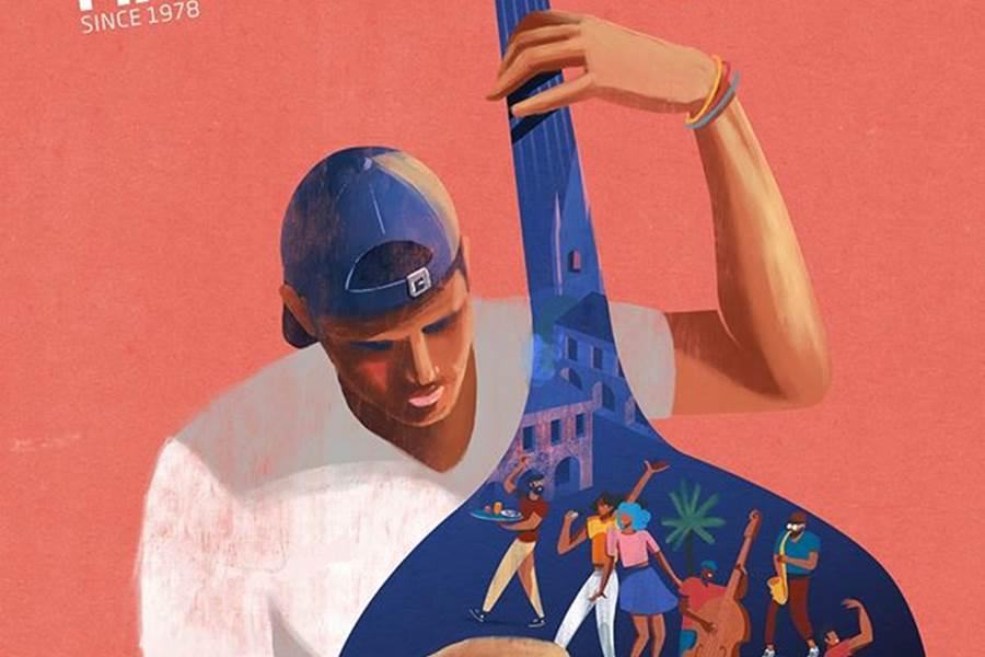 Affiche du festival Jazz in Marciac 2020