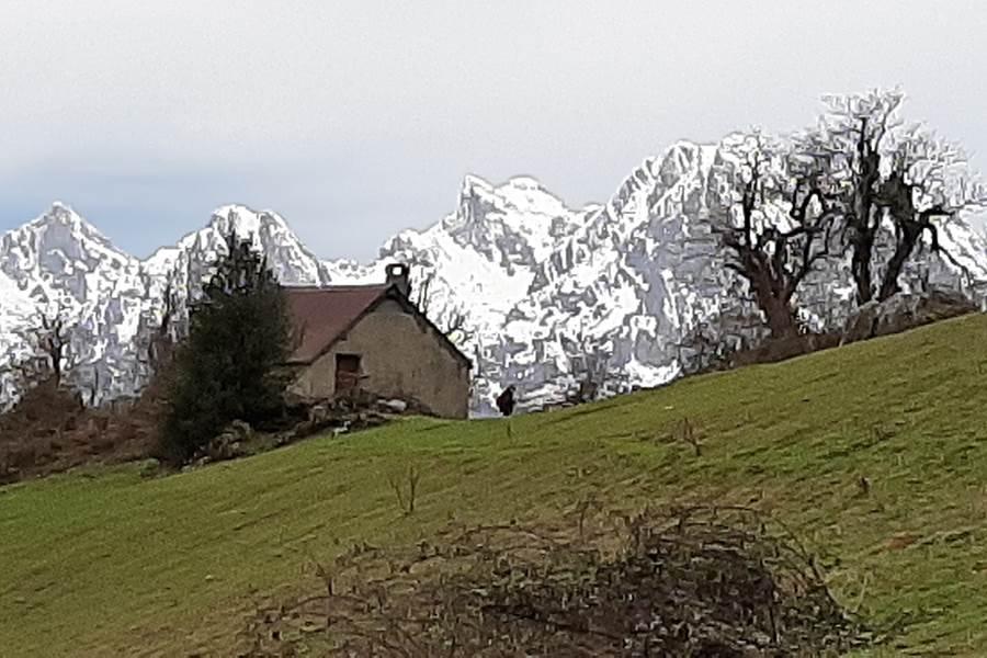 Cabane de Lhèze