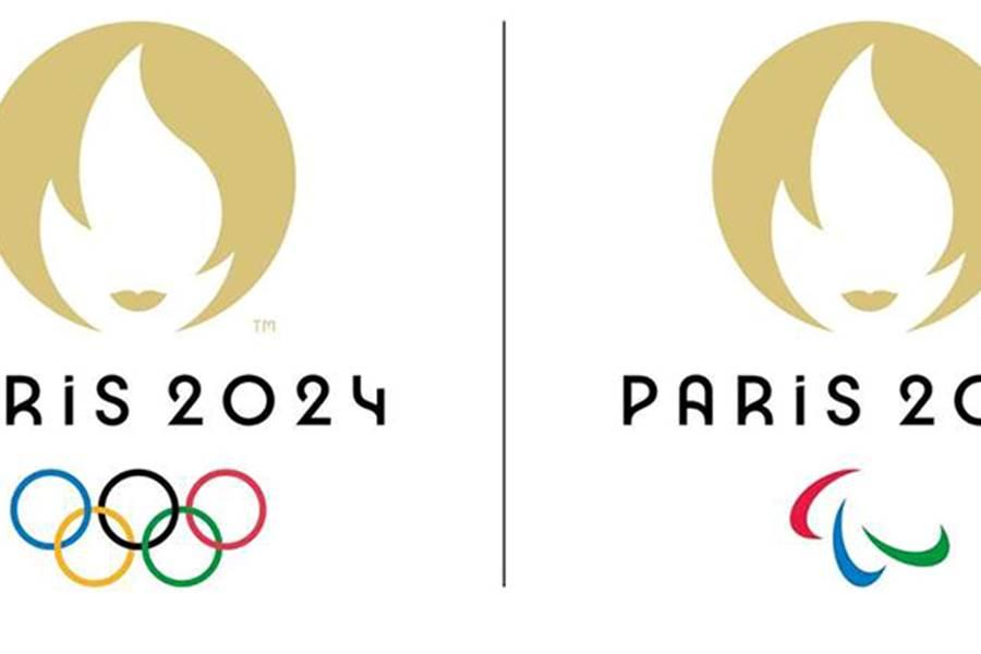 logo JO Paris 2024