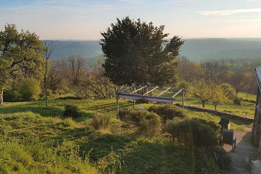 Terrasse de la Grande Ourse
