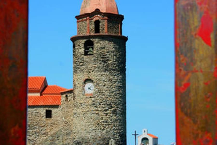 cadre rouge collioure residence saint vincent