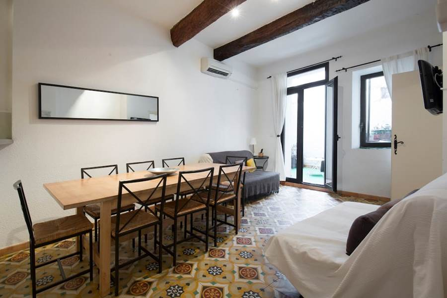 Sardane residence saint vincent collioure