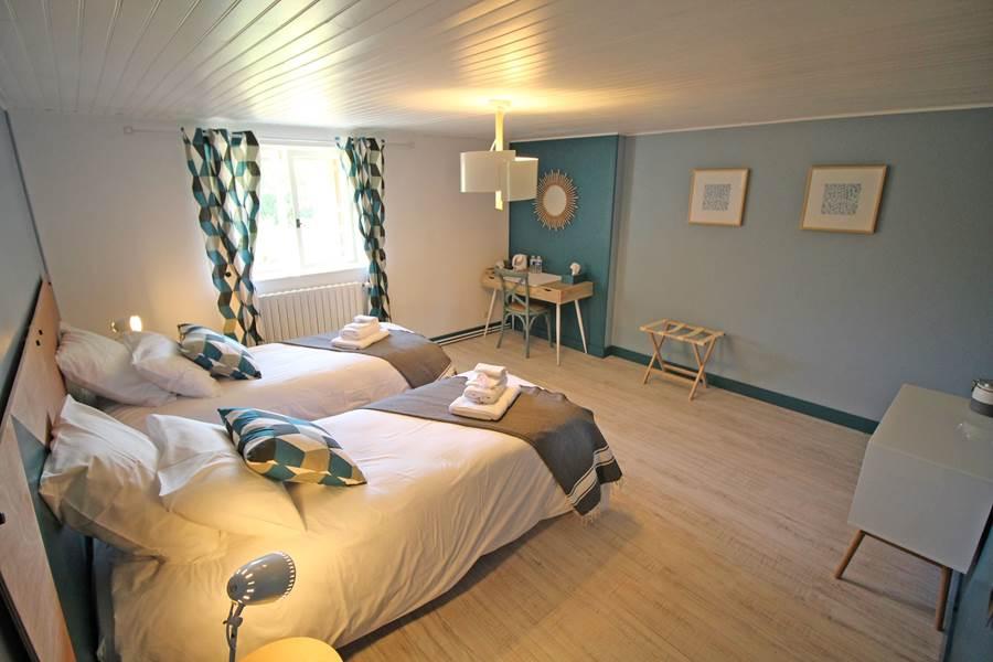 TARDOIR (Suite Tardoire et Bandiat) - La Vieille Maison de Pensol - PNR Périgord- Limousin
