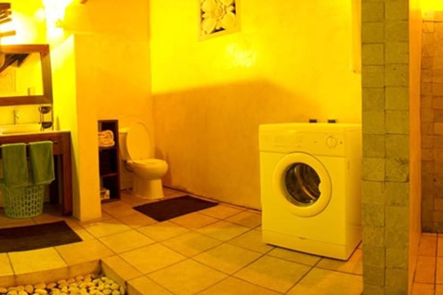 Villa Fara salle de bain