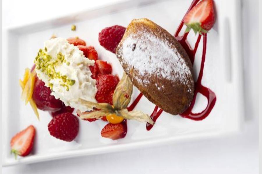 Dessert Carrousel