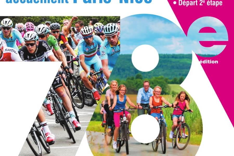 Fête du vélo en Yvelines et départ du Paris-Nice
