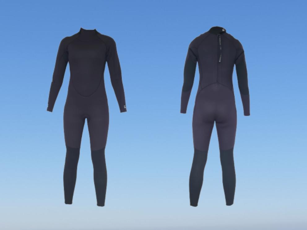 Concept Sport Émotion _ Combinaison néoprène