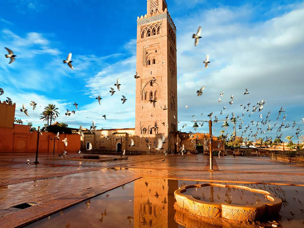 Mosquée Koutoubia