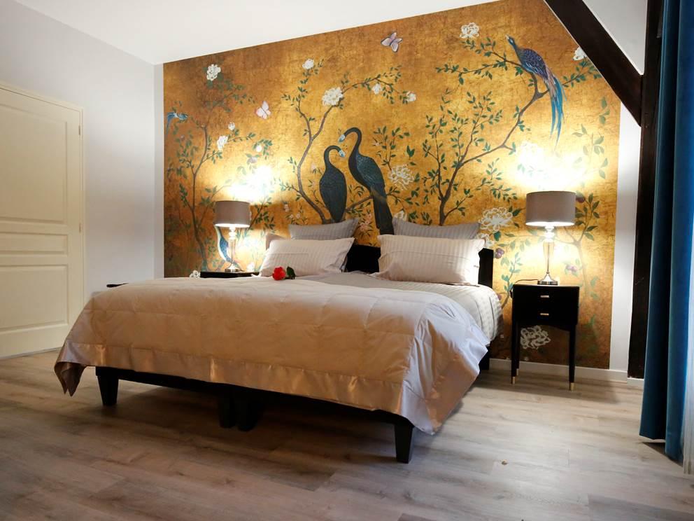 Le Clos Saint Lubin - Chambre LA FONTAINE