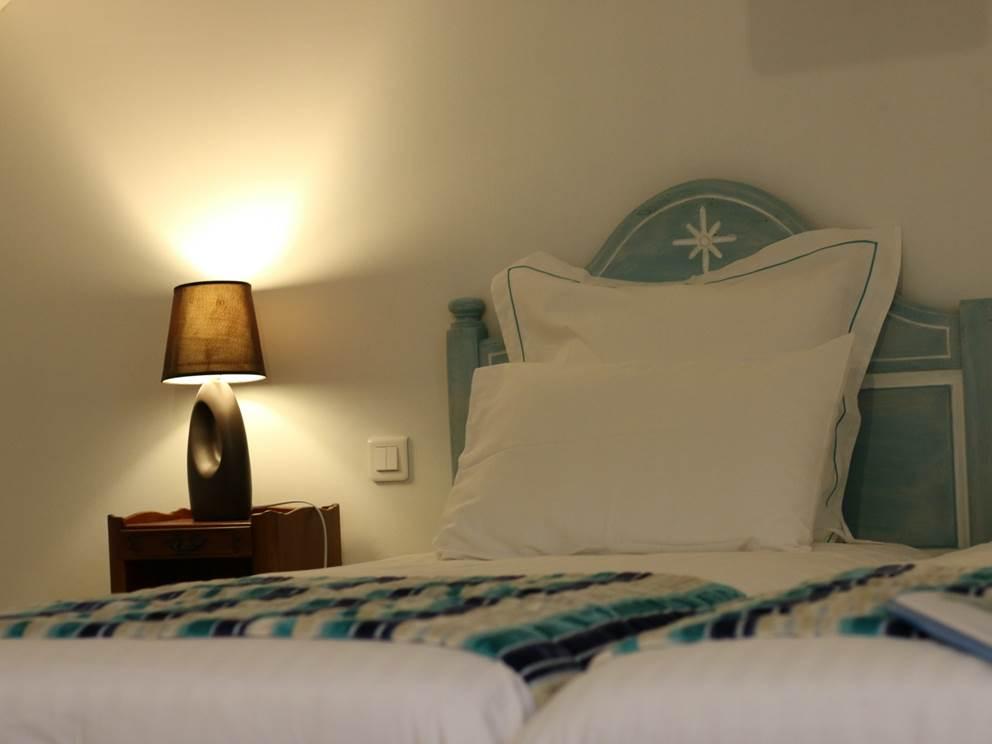 Des lits jumeaux confortables