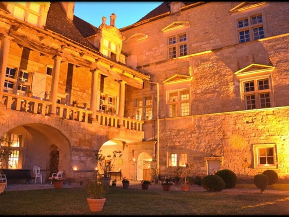 nocturne terrasse
