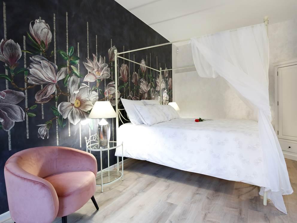 Le Clos Saint Lubin - Chambre APOLLINAIRE