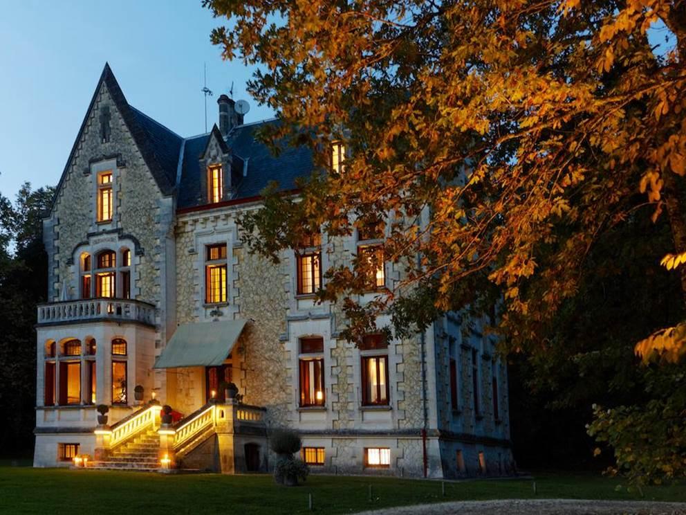 Le Château de la Thuilière