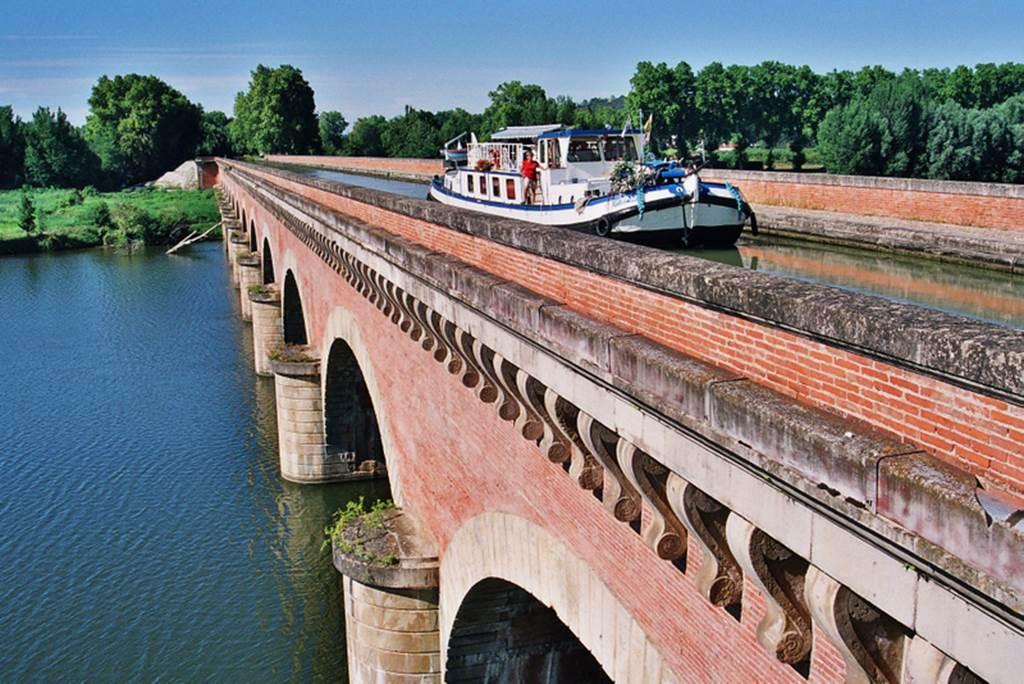 Pont-canal de Cacor