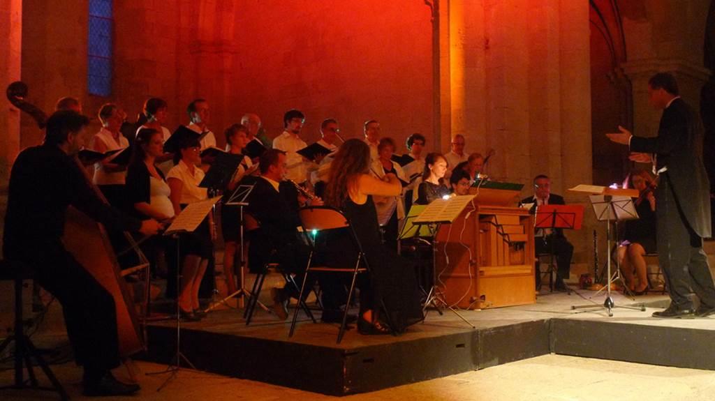 Concert par le Choeur du Luberon
