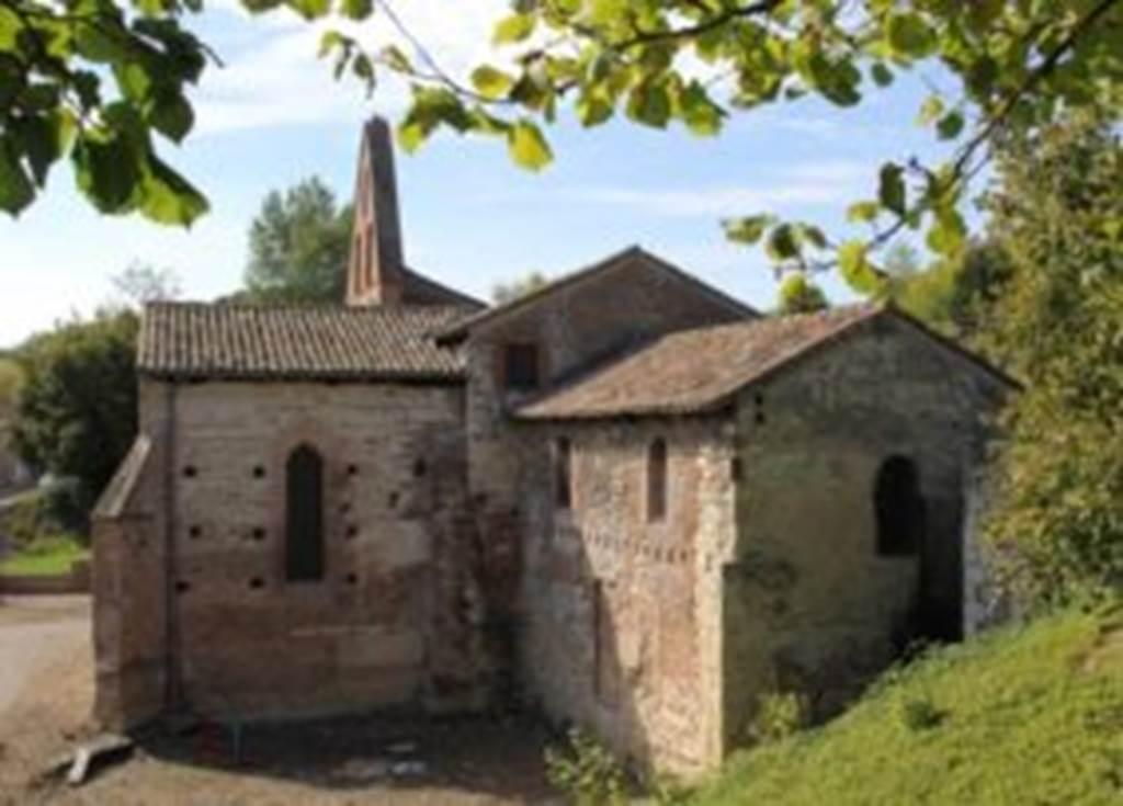 Découvertes insolites: les bains gallo-romains de St Martin