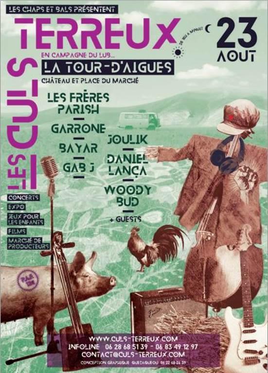 Festival Les Culs Terreux