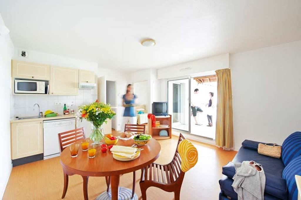 Carnac Thalasso & spa resort Résidence ***