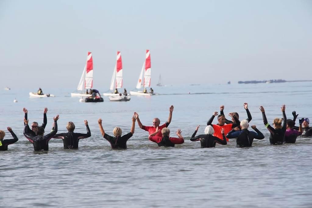 Image Baptême pour tous - Marche aquatique des Vénètes
