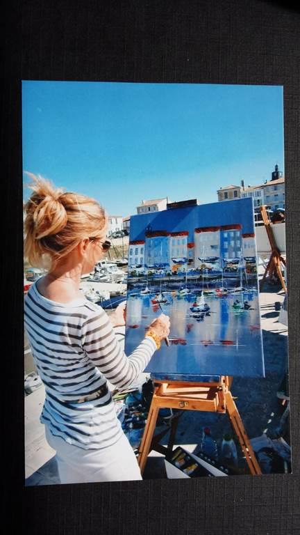 Exposition-Peinture-Saint-Gildas-de-Rhuys-Morbihan-Bretagne Sud