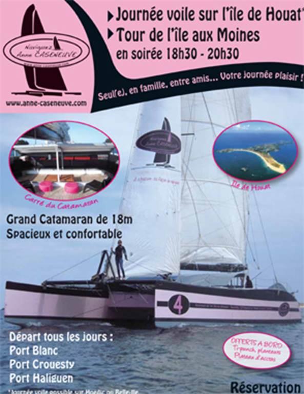 Croisière-Anne-Caseneuve-vannes-morbihan-bretagne sud