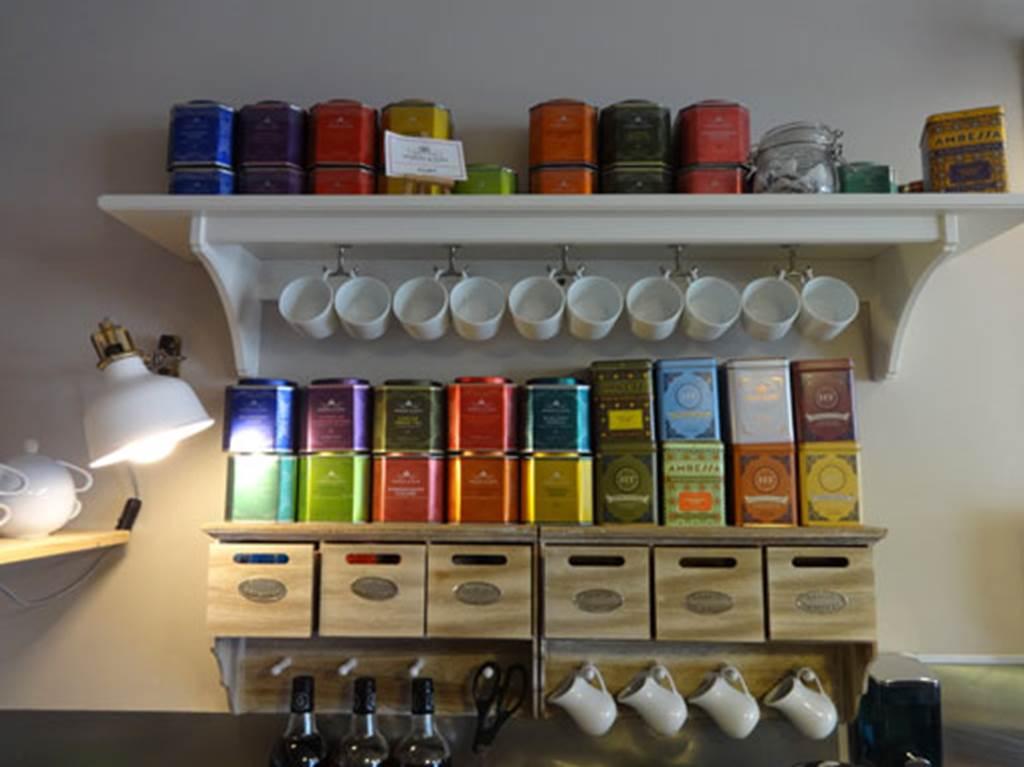 Salon de thé / Crêperies / Glacier