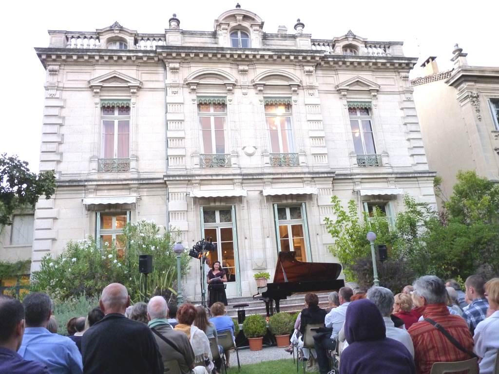 Anne Queffélec - Concert de Piano