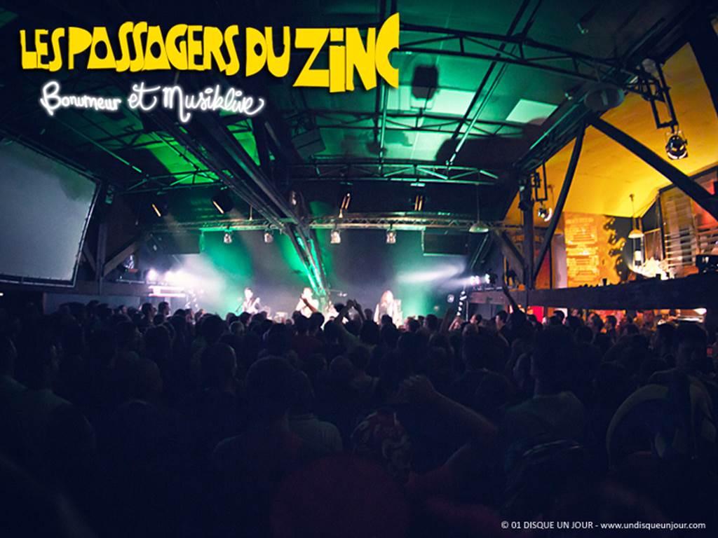 Musiques actuelles en avril aux Passagers du Zinc