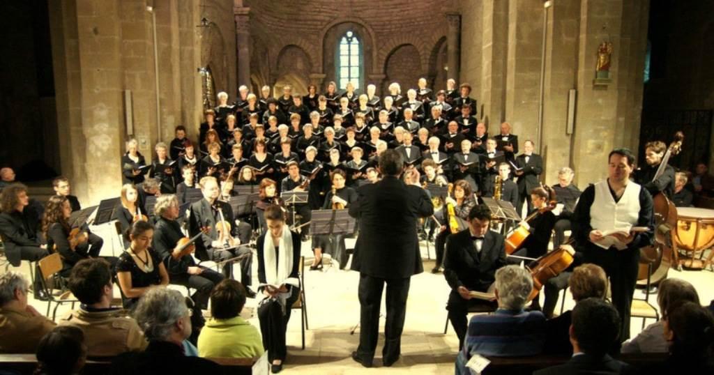 Concert Puccini du Choeur Européen de Vaison
