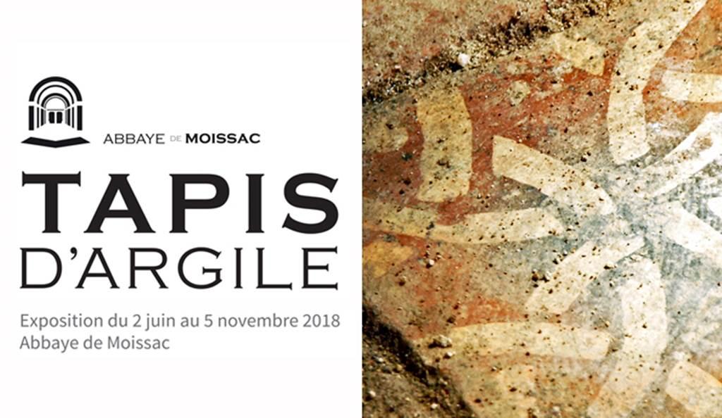 EXPOSITION TAPIS D'ARGILE