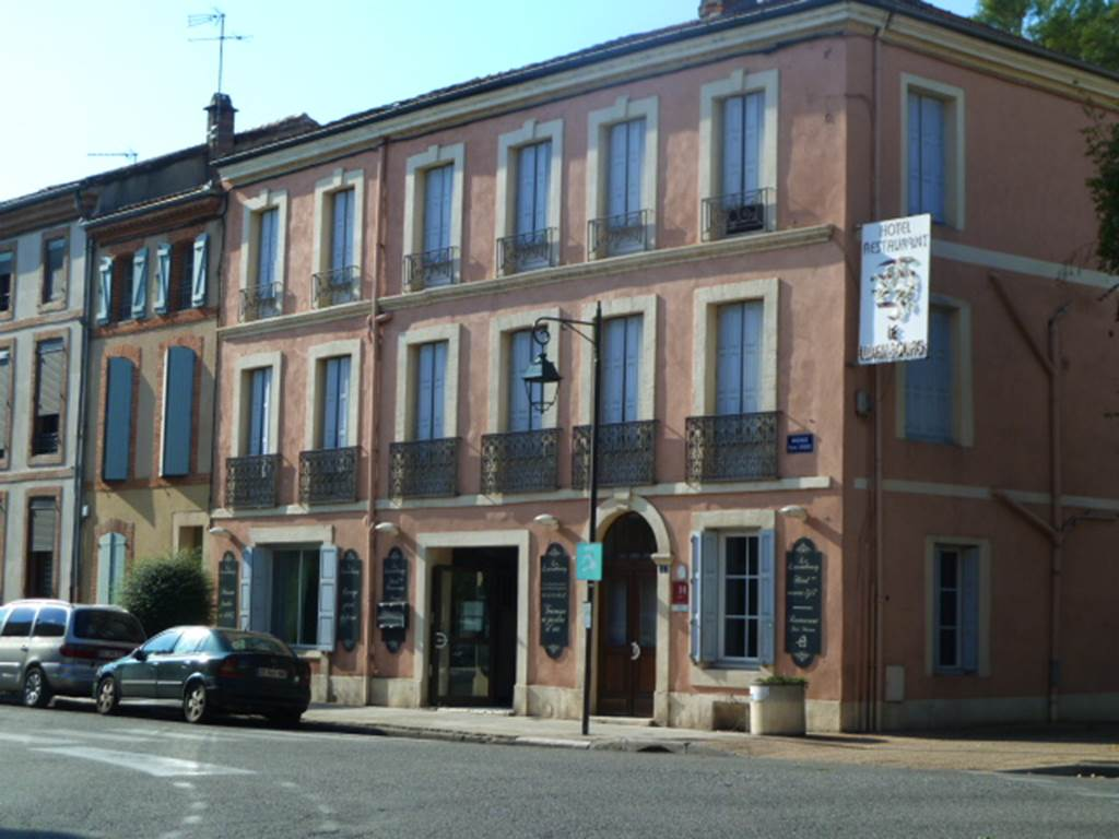 Hôtel Le Luxembourg