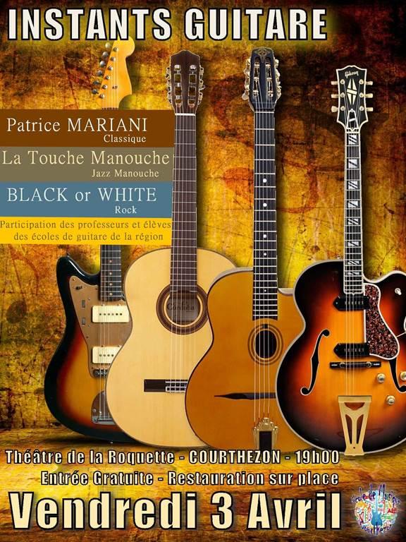 Instants Guitare